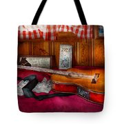 Music - Guitar - That Old Country Feel Tote Bag