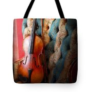 Music - Violin - Musical Elegance  Tote Bag