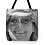 Music Festival Fan Tote Bag
