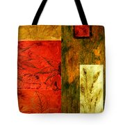 Music Of The Fall Tote Bag