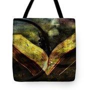 Music Reading Tote Bag