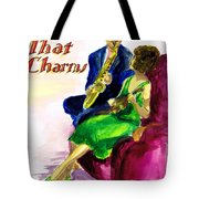 Music That Charms Tote Bag