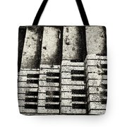 Musical Scale Tote Bag