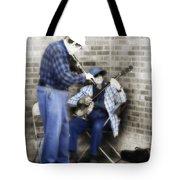 Musicians 2 Tote Bag