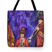 Musicians Tote Bag