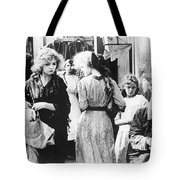 Musketeers Of Pig Alley Tote Bag by Granger