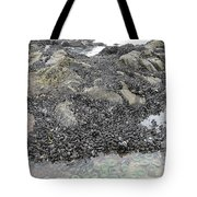 Mussels And Anemones  Tote Bag