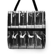 Muybridge: Photography Tote Bag