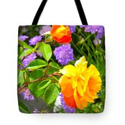 My Beautiful Roses Tote Bag