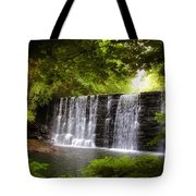 My Beautiful Waterfall Tote Bag