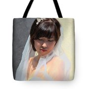 My Big Day Tote Bag