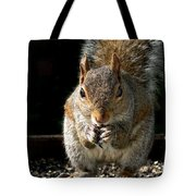 My Bird Feeder Tote Bag