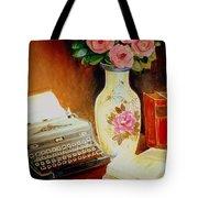 My Classic Royal Typewriter Memories Of Hemingway   Tote Bag
