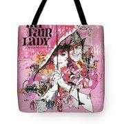 My Fair Lady Tote Bag by Georgia Fowler