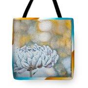 My Favorite Dahlia  Tote Bag