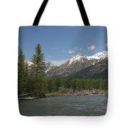 My Favorite Of The Grand Tetons Tote Bag