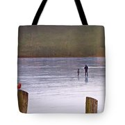 My First Walk On Water Tote Bag