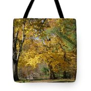 My Golden Days Tote Bag