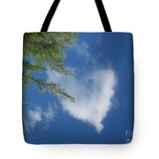My Heart - Ile De La Reunion Tote Bag