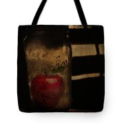 My Hidden Apple  Tote Bag