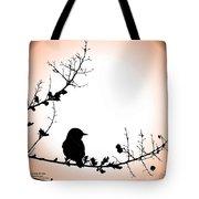 My Little Birdie Tote Bag