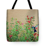 My Little Hummingbird Tote Bag