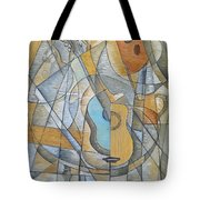 My Love Affair With Art Tote Bag