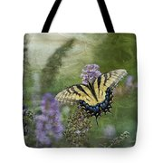 My Mothers Garden - D007041 Tote Bag by Daniel Dempster