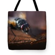 My My My Little Fly Tote Bag