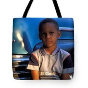 My Old Chevy Tote Bag
