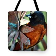 My Orange Taniger Tote Bag
