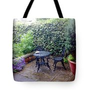 My Patio Tote Bag