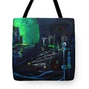 My People And The Great Divide Tote Bag