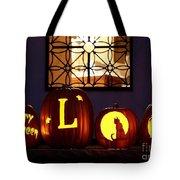 My Pumpkins Tote Bag