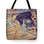 My Second Still Life Circa 60 Tote Bag