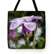My Summer Flower Tote Bag