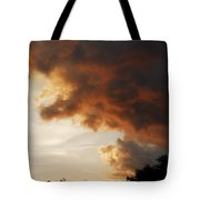 My Sunset I See Every Night  Tote Bag