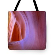 Mysterious Magnificent Antelope Canyon Tote Bag