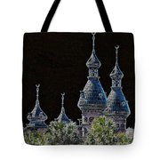 Mysterious Minarets Tote Bag