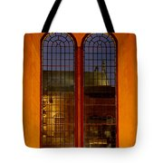 Mysterious Scotland Tote Bag