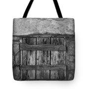 Mystery Door Tote Bag