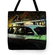 Mystety Night Tote Bag