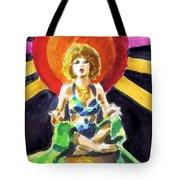 Mystic Vamp Tote Bag