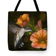 Mystical Flight Tote Bag