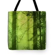 Mystical Glade Tote Bag by Judi Bagwell