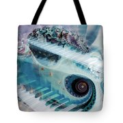 Mystical Keys Tote Bag