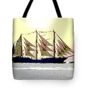 Mystical Voyage Tote Bag