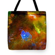 Mystical Waters Tote Bag