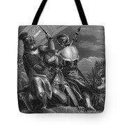 Mythology: Ares Tote Bag by Granger