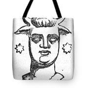 Mythology: Baal Tote Bag